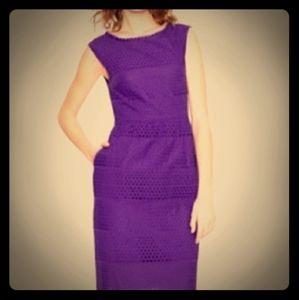 J.CREW Lucille Eyelet Dress